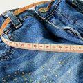המרת מידות ג'ינסים