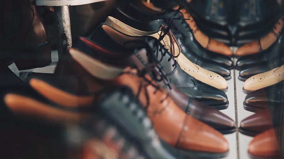 טבלאות מידות נעליים